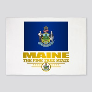 Maine Pride 5'x7'Area Rug