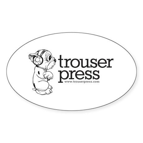 10x10_TrouserPress.... Sticker