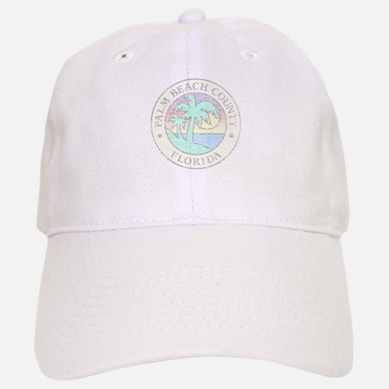 Vintage Palm Beach County Cap