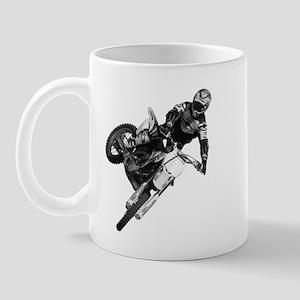 Dirt bike High Flying Mug