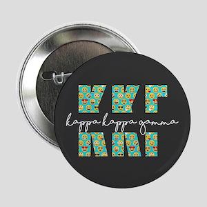 """Kappa Kappa Gamma Letters E 2.25"""" Button (10 pack)"""
