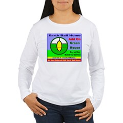 Earth Ball Green House T-Shirt