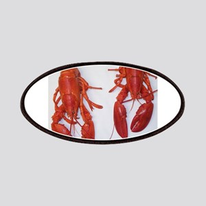 Twin Lobsters Merchandise Patches