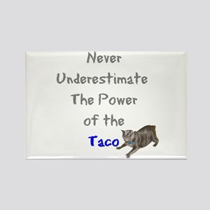 Power of the Taco Rectangle Magnet