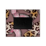 Leopards and Lace - Pink Picture Frame
