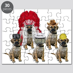 Village Puggles Puzzle