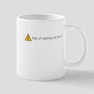 Out of memory Mug
