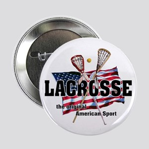 "Lacrosse 2.25"" Button (10 pack)"