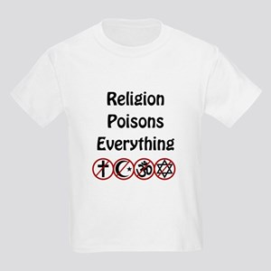 relligion poisons everything T-Shirt