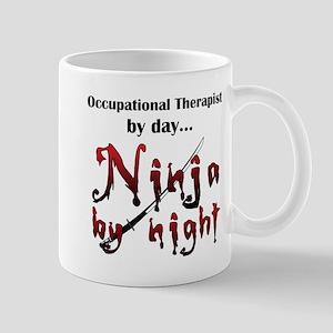 Occupational Therapist Ninja Mug