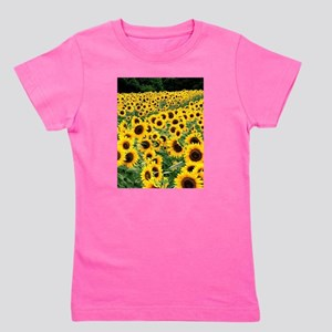Sunflower Girl's Tee