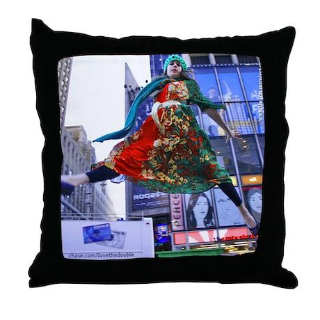"""""""42nd JUMP Street"""" Throw Pillow by TJP"""