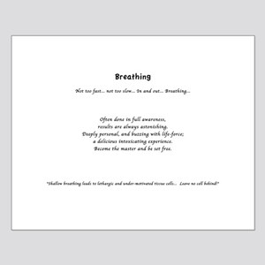 Breathing Posters