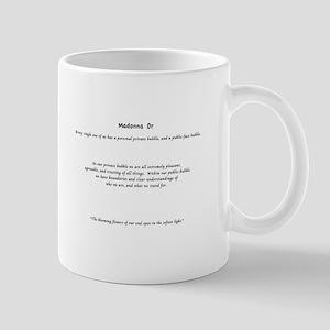 Madonna Or Mug