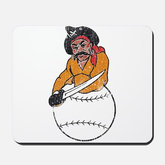 Throwback Pirates Mousepad