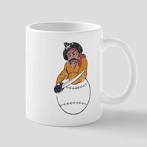 Throwback Pirates Mug