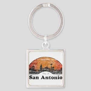 Vintage San Antonio Keychains