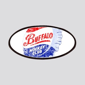 Vintage Buffalo Hockey Patches