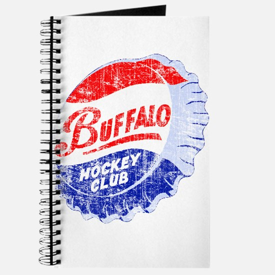 Vintage Buffalo Hockey Journal