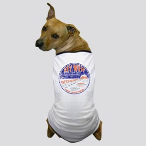 Vintage Key West Dog T-Shirt