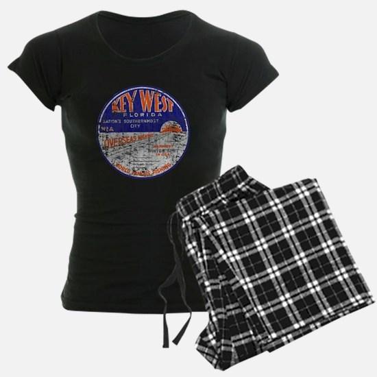 Vintage Key West Pajamas