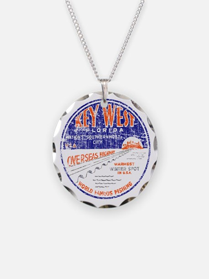 Vintage Key West Necklace