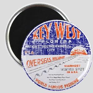 Vintage Key West Magnet