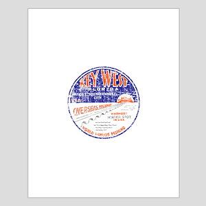 Vintage Key West Posters