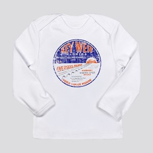 Vintage Key West Long Sleeve T-Shirt