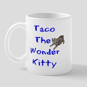 Wonder Kitty Mug