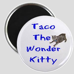 Wonder Kitty Magnet