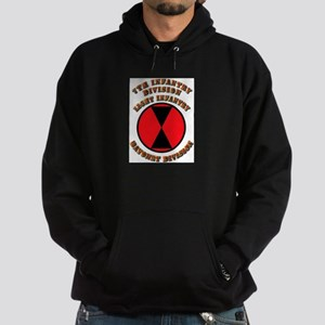Army - Division - 7th Infantry Hoodie (dark)