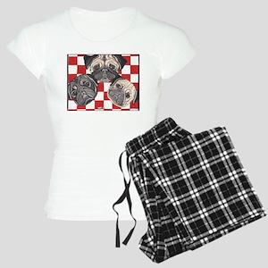 Pug n' picnic by Artwork by NikiBug Pajamas