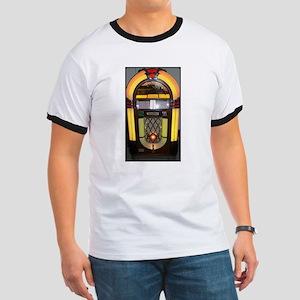 Wurlitzer bubbler jukebox T-Shirt
