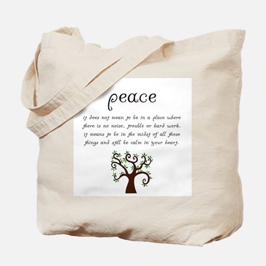 Funny Buddah Tote Bag