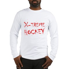X-treme Hockey Long Sleeve T-Shirt
