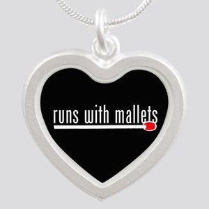 funny mallet mallets percussion musical Necklaces