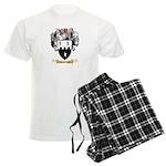 Cheeseright Men's Light Pajamas