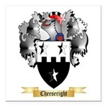 Cheeseright Square Car Magnet 3