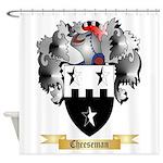 Cheeseman Shower Curtain