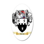Cheese 35x21 Oval Wall Decal