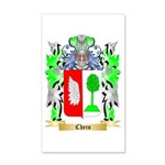 Checo 20x12 Wall Decal