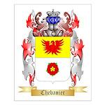 Chebanier Small Poster