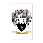 Cheasman 20x12 Wall Decal