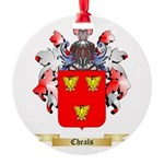 Cheals Round Ornament
