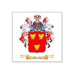 Cheals Square Sticker 3