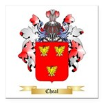Cheal Square Car Magnet 3