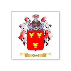 Cheal Square Sticker 3