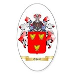 Cheal Sticker (Oval)