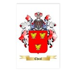 Cheal Postcards (Package of 8)